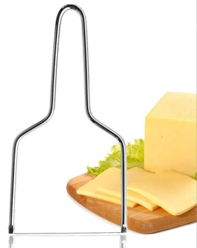 Cheese Slicer, Stainless Steel Cheese Knives Slicers with Wire