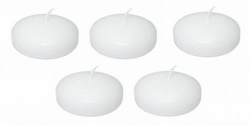 D'light Online Large 3 Inch Bulk Event Pack Floating Candles