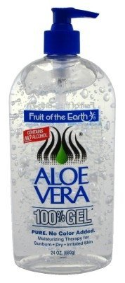 Fruit Of The Earth Aloe Vera 24oz Gel Pump
