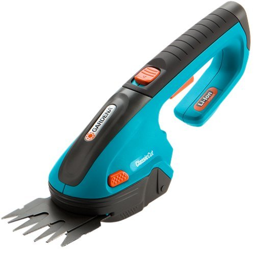 Gardena 8885-U 3-Inch Cordless Lithium Ion Grass Shears