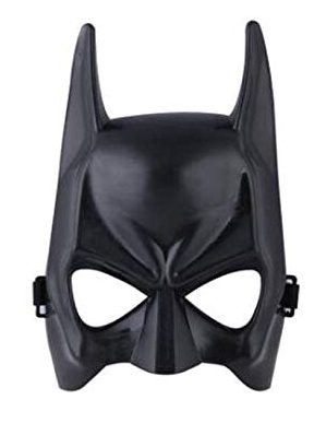 HAOYOAYU Batman Dark Knight Rise Child Batman Mask