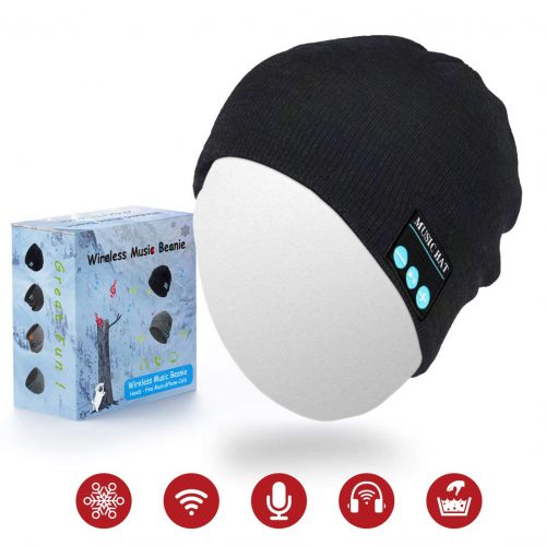 Humenn Bluetooth Beanie Hat