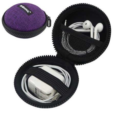 Iksnail Earbud Earphone Headphone Case