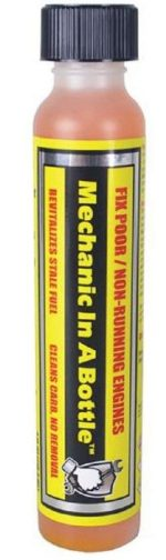Maxpower 337129 4 Oz Mechanic In A Bottle Gas Treatment