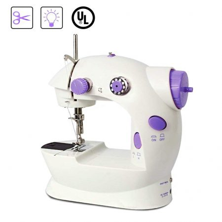 Mini Sewing Machine,Eonsix Portable Sewing Machine Handheld for Kids Easy to use