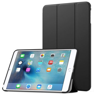 MoKo Case Fit iPad Mini 4 - Slim Lightweight Smart Shell Stand Cover Case