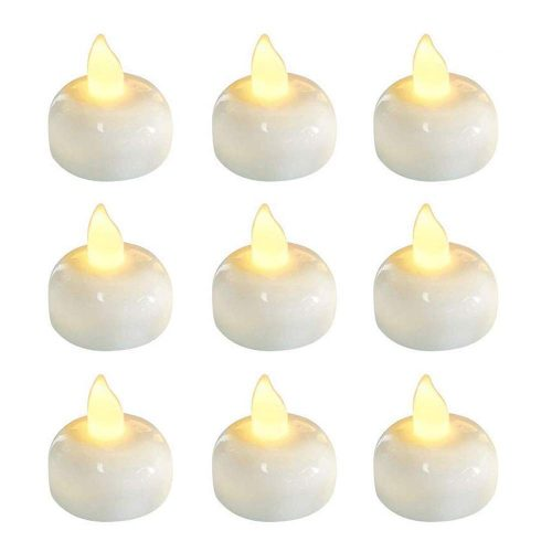Pack of 24 Floating Led Candles