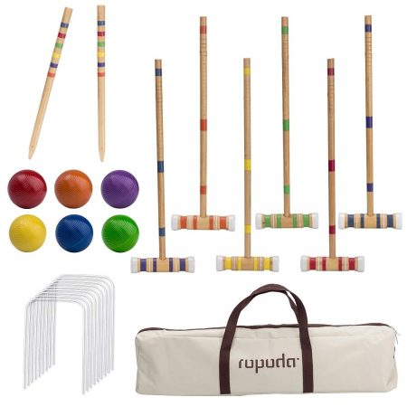 ROPODA Six-Player Croquet