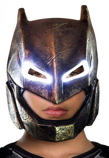 Rubies BvS Armored Batman Light-Up Child Mask