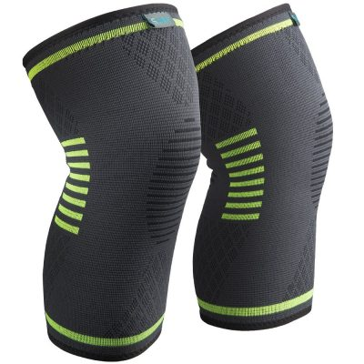 Sable Knee Brace Compression Sleeves 2 Piece FDA Approved