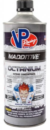 VP Racing Fuels 2855 Madditive Octanium Octane Booster 32 oz
