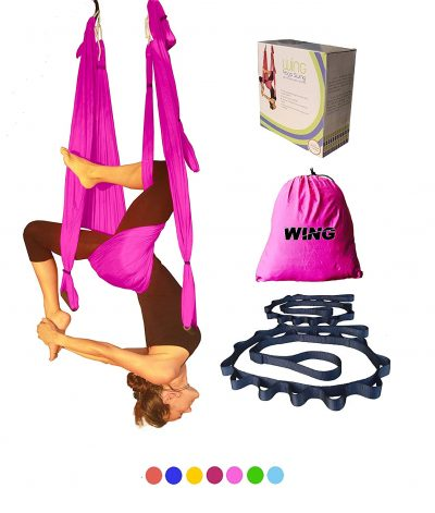 Wing Yoga Inversion Swing with Straps
