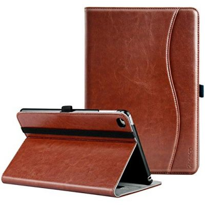 Ztotop iPad Mini 4 Case, Premium Leather Folio Stand Protective Case