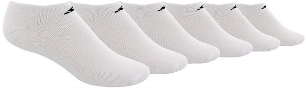 adidas Men's No Show Socks