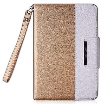 iPad Mini 4 Case,Thankscase Rotating Case Cover