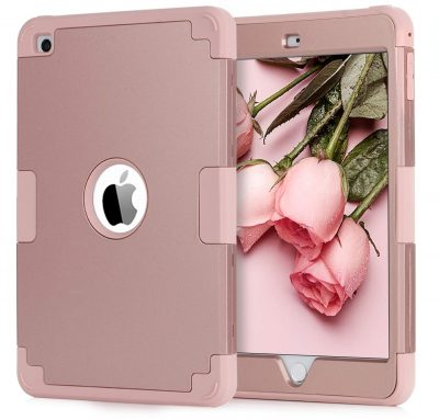 iPad Mini 4 Case,iPad Mini 4 Retina Case,BENTOBEN 3 in 1 Heavy Duty Hybrid Hard PC