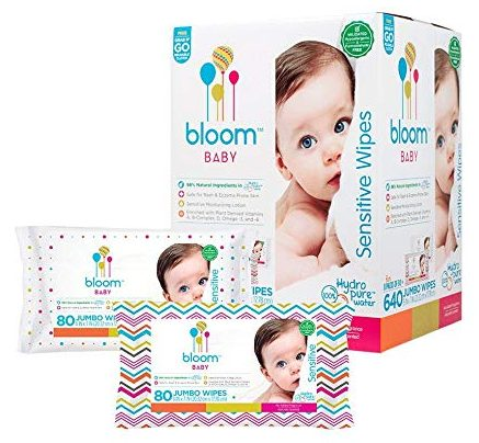 Baby Wipes by bloom BABY