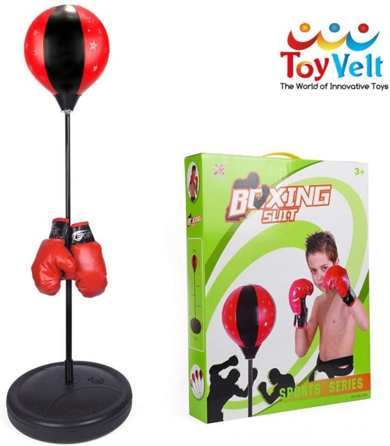 ToyVelt Punching Bag for Kids