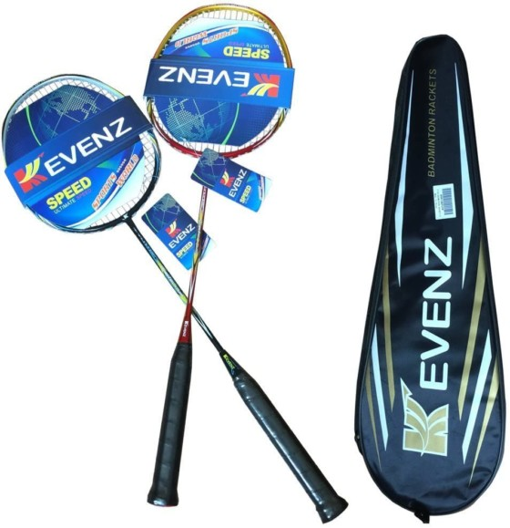 KEVENZ Badminton Racket For Stability And Durability