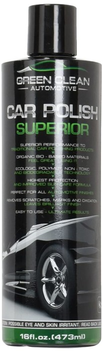 Green Clean Automotive Car Polish Superior