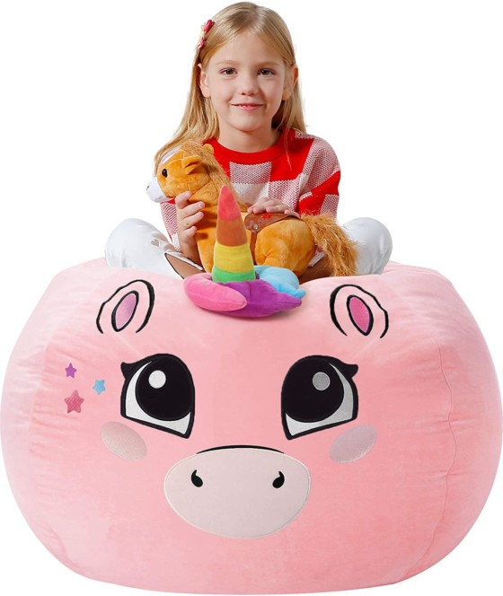 Aubliss's Bean Bag Chair for Kids