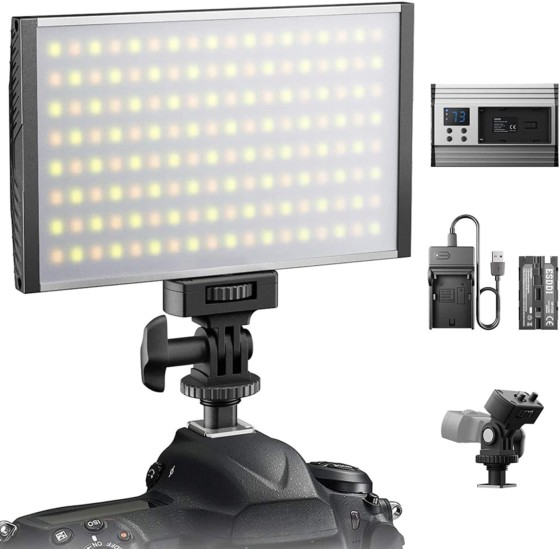 Esddi LED Camera Video Light