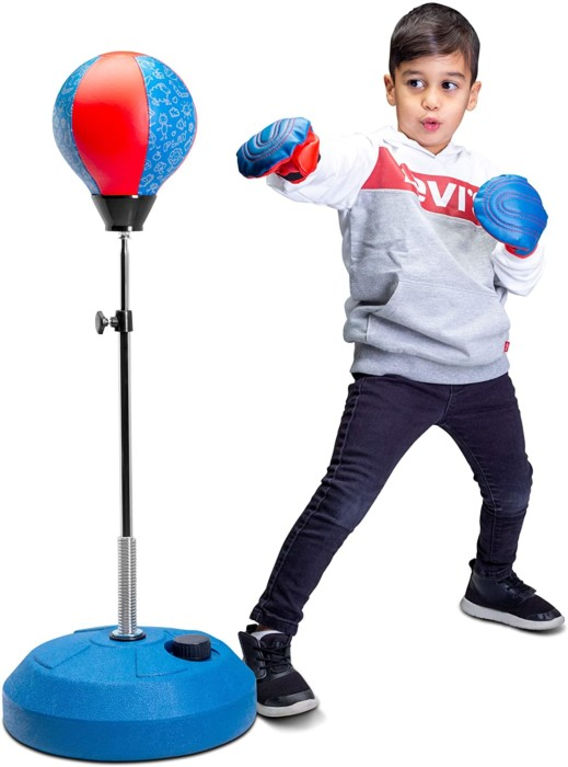 Tech Tools Punching Bag for Kids