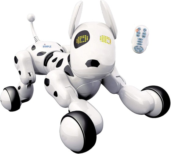 Dimple Interactive Robot Dog