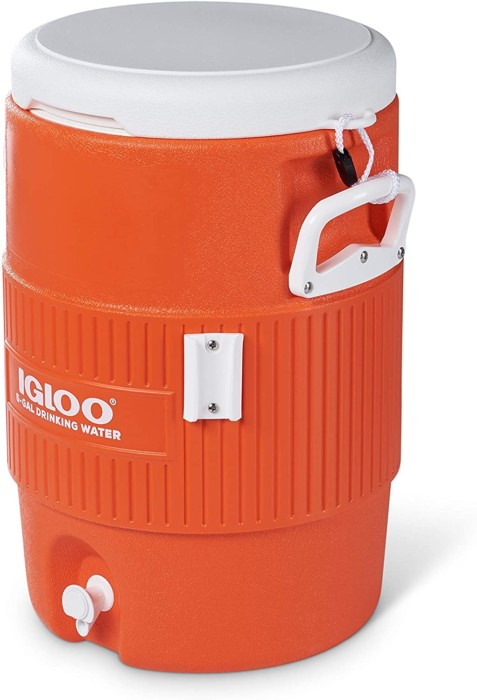 Igloo Portable Water and Beverage Cooler Dispenser