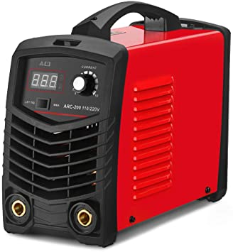 SunGoldPower Welding Inverter with a Hot Start LCD