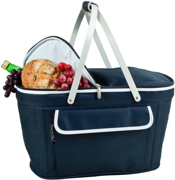 Picnic at Ascot Patented Insulated Folding Basket