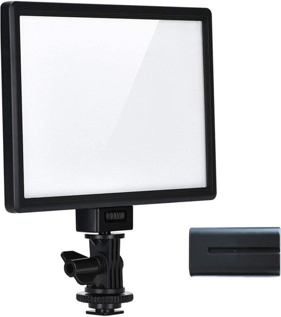 VILTROX L116T ON-Camera LED Lights
