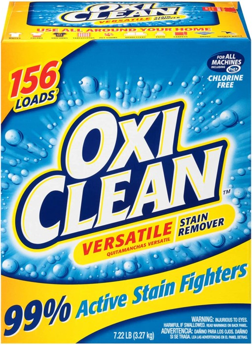 Oxiclean Versatile Laundry Stain Remover, 7.22 Lbs
