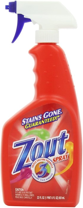 Zout Laundry Stain Remover, 22 Ounces