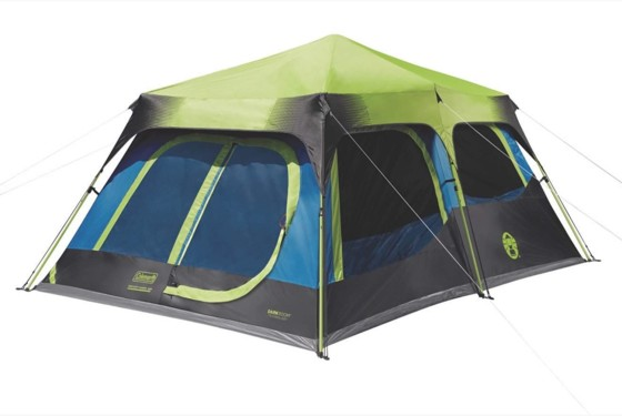 Coleman Canvas Cabin Tent for Camping