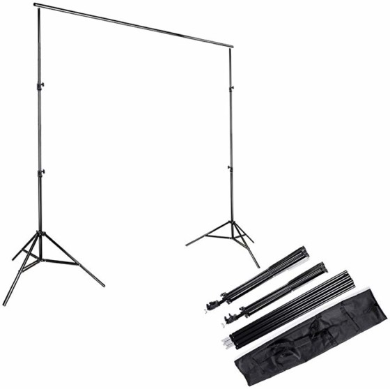 #03- Kshioe Photo Video Studio Backdrop Stand