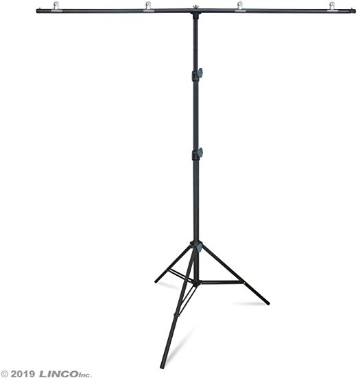 #05- Linco Lincostore Zenith Background Backdrop Stand