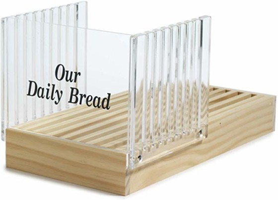 #2.Norpro Bread Slicer