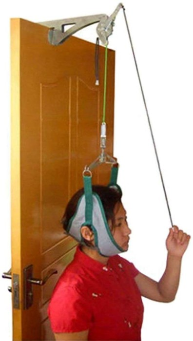 Genmine Cervical Neck Traction Device