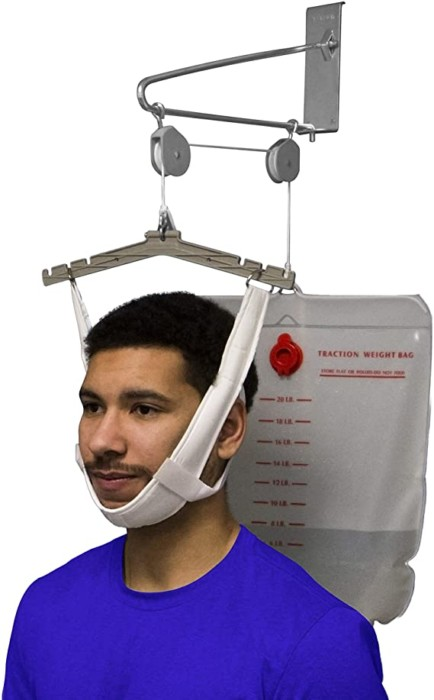 OTC Cervical Traction Kit, Neck Pain Relief