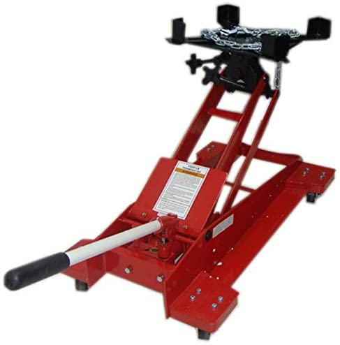 #6.Low Profile Transmission Engine Jack Lift