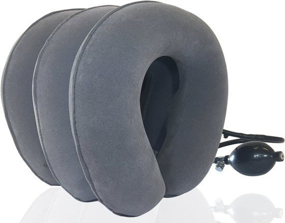 Cervical Neck Traction Device by SAULLA