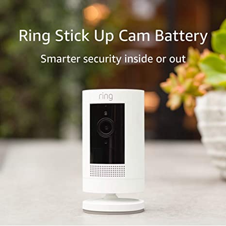 #04- All-new Ring Stick Up Cam Battery HD security camera