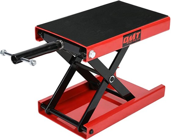 #4- Orion Motor Tech Dilated Scissor Lift Jack