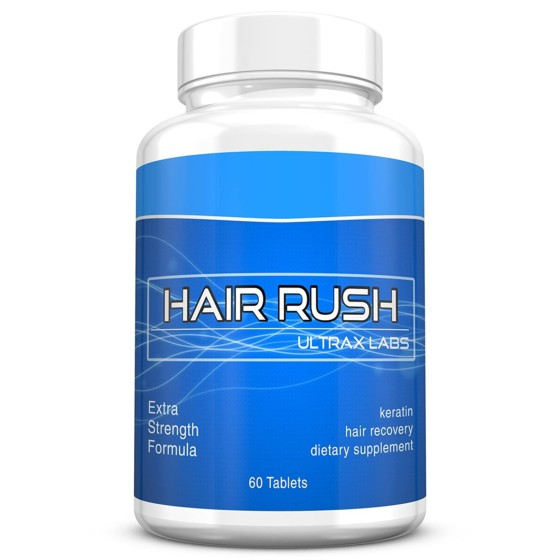Ultrax Labs's Hair Regrowth & Anti Hair Loss Vitamin Supplement for Women