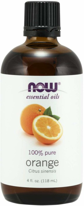 #02- Now Essential Oils, Orange Oil, Cold Pressed