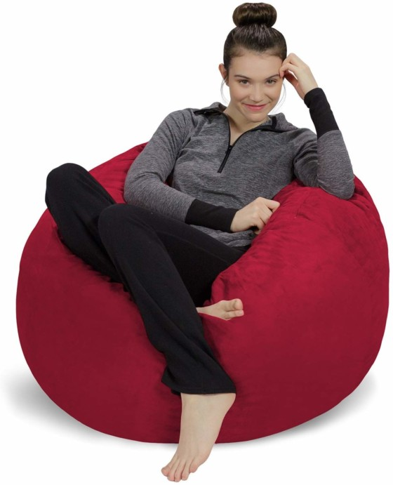 #03- Sofa Sack - Plush, Ultra Soft Bean Bag Chair