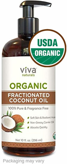 #04- Organic Fractionated Coconut Oil