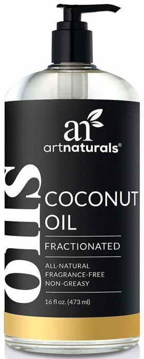 #07- ArtNaturals Premium Fractionated Coconut Oil