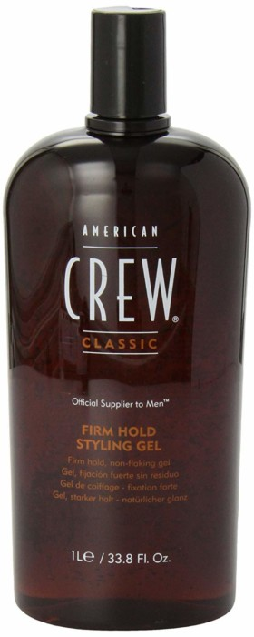#1- American Crew Firm Hold Styling Gel